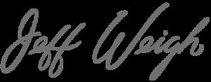Jeff Weigh Logo